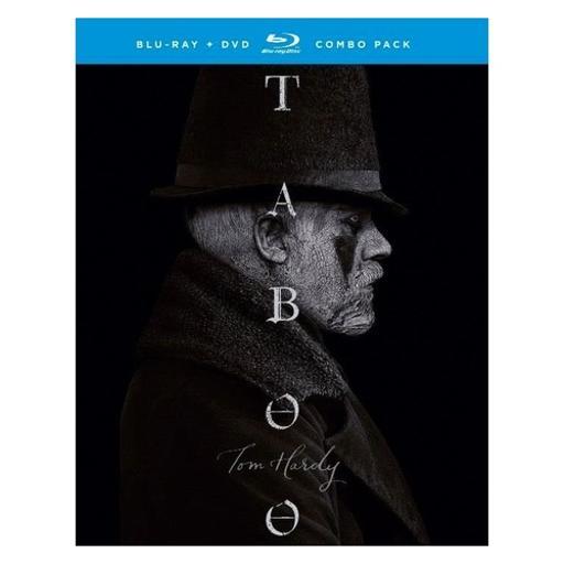 Taboo (blu ray/dvd combo) (blu ray/dvd slimline/ws) XHVNKID9RUYHJTQB
