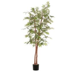 Vickerman TDX1860-07 6 ft. Japanese Maple Deluxe Tree - Green