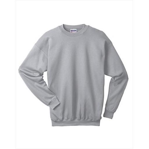 Hanes F260 Ultimate Cotton Crewneck Adult Sweatshirt Size Double Extra Large, Oxford Gray A5DPO23HX8QRVNXP