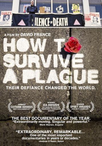 How to survive a plague (dvd) 8NTSW6FINSLSGNDC