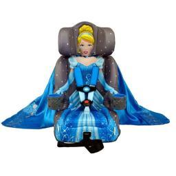 KidsEmbrace Friendship Combination Booster Car Seat - Cinderella Platinum