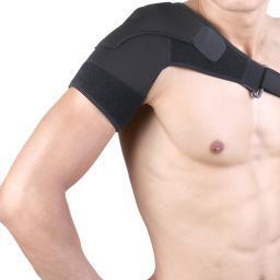 Unisex Adjustable Pain Relief Magnetic Shoulder Brace