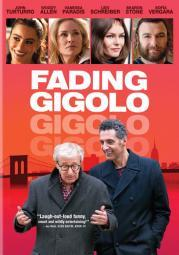 Fading gigolo (dvd)                                           nla DME15499D