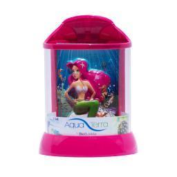 Biobubble 20301104 Pink Biobubble 3d Background For Aquaterra 1 Gallon Pink 7.5 X 7.5 X 10