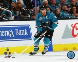 Joe Pavelski 2016 Stanley Cup Playoffs Action Sports Photo PFSAATA06901