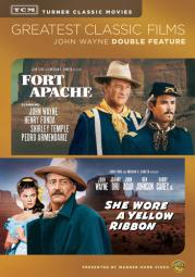 Tcm-fort apache/she wore a yellow ribbon (dvd/dbfe) D416731D