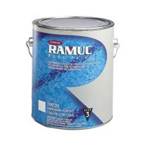 Republic Powered Metals 800298 Pool Paint Waterbased Acrylic Blue Gallon