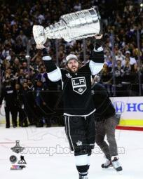 Mike Richards with the Stanley Cup Game 5 of the 2014 Stanley Cup Finals Sports Photo PFSAAQZ03701