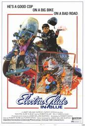 Electra Glide in Blue Movie Poster Print (27 x 40) MOVIF2394