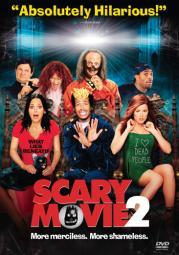 Scary movie 2 (dvd) D03220D
