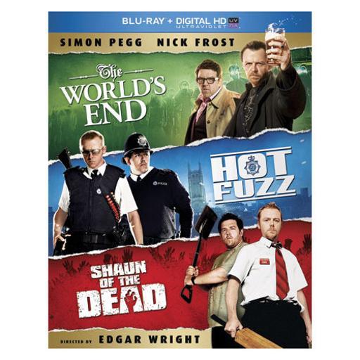 Worlds end/hot fuzz/shaun of the dead trilogy (blu ray w/digital hd w/uv) UBD5K9UEGHXUFZNV