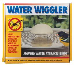 API 5.5 in. H x 5.5 in. W x 3 in. D Water Agitator - Case Of: 1;