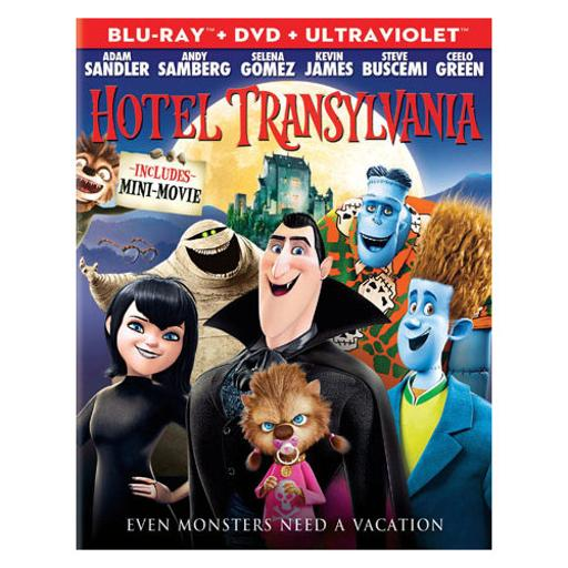 Hotel transylvania (blu-ray/dvd combo/ws 1.85/dol dig 5.1/dss/eng-pari) B7CAUHOWKRB8ER9V