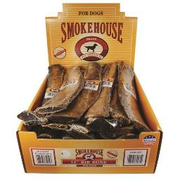 SMOKEHOUSE PET PRODUCTS USA MADE RIB BONE DISPLAY 24 COUNT 114062