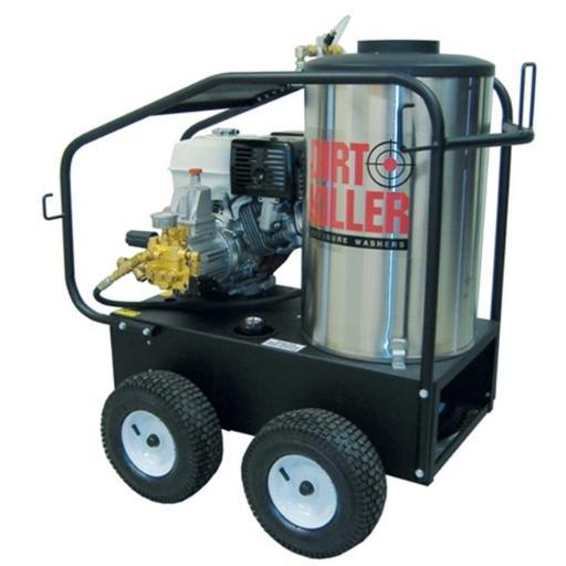 Dirt Killer 9800054-s H3612 Hot Water, 3500 PSI, 4.2 GPM, 13 HP, Gear-Drive Honda Pressure Washer