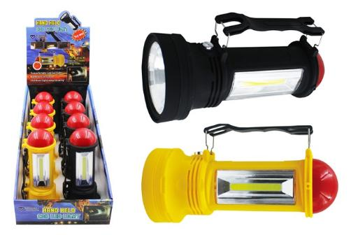 Ddi Cob Led Hand-Held Lantern(Pack Of 8)