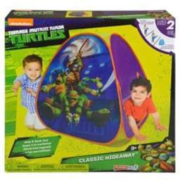 Playhut 61413 Teenage Mutant Ninja Turtles Classic Hideaway