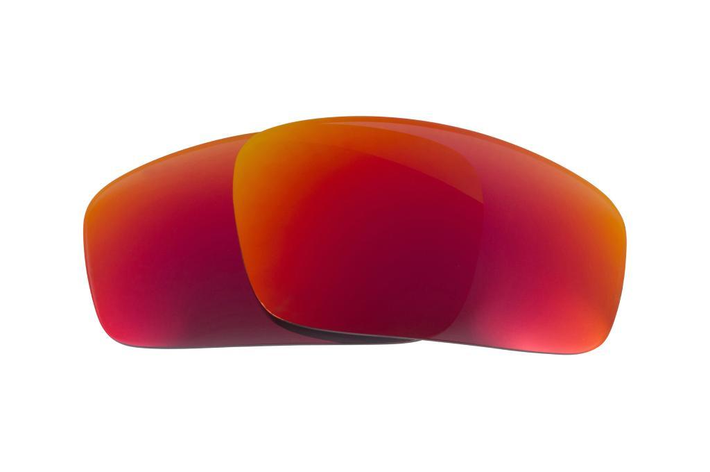 37fe70cd9f Seek Optics Best SEEK Polarized Replacement Lenses for Oakley PLAINTIFF  Fire Red Mirror