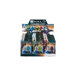Mattel  Dkw59 Mega Bloks  Halo Heroes Assortment DKW59