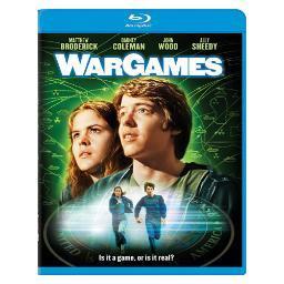 Wargames (blu-ray/ws-1.85/eng-sp-fr sub) BRM128351