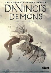 Da vincis demons-complete 2nd season (dvd/3 disc) D61612D