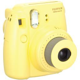 Fujifilm(r) 16273441 instax(r) mini 8 instant camera (yellow)