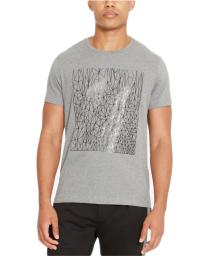 Reaction Kenneth Cole Reflective Sketch Print T-Shirt