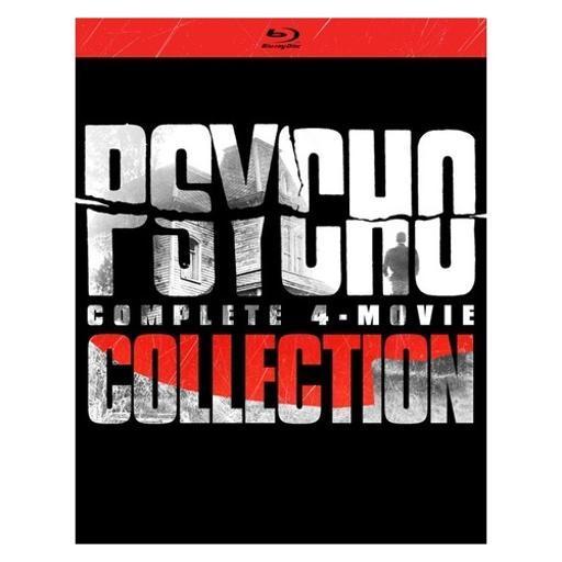 Psycho-complete 4-movie collection (blu ray) (4discs) 3XJ6XSJDWOMYSRUV