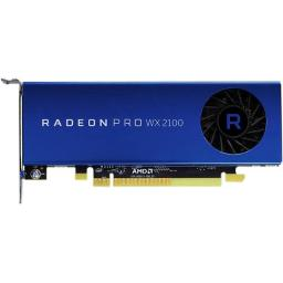 AMD 100-506001 Radeon Pro WX 2100 2GB GDDR5 PCIE Graphic Card