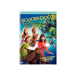 SCOOBY DOO 2-MONSTERS UNLEASHED (DVD/WS) 85392839926