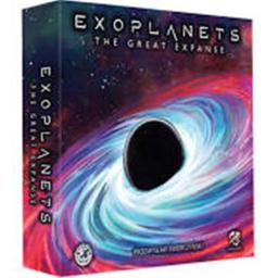 Greater Than Games GTGEXOPGEXP Exoplanets the Great Expanse