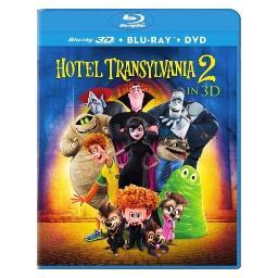Hotel transylvania 2 (blu-ray/dvd/3-d/ws 1.85/ultraviolet/3 disc) (3-d) BR46086