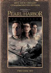 Pearl harbor   (2001) 60th ann com ed-2 disc(dvd/2.35 anam/dd5.1/dts D23889D