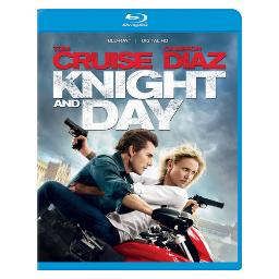 Knight & day (blu-ray/ws/re-pkgd) BR2301785