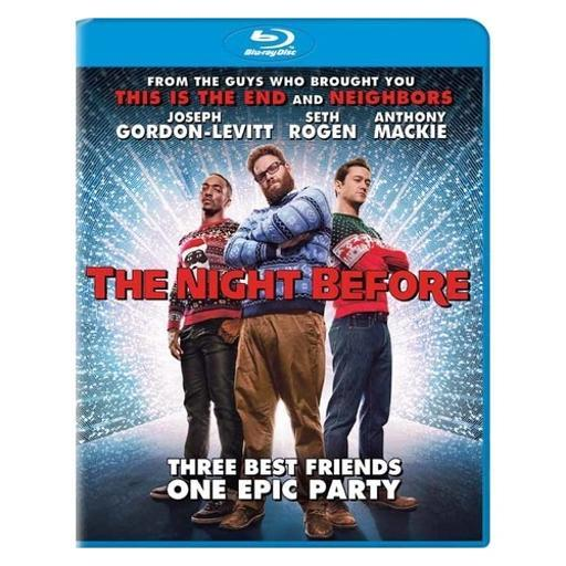 Night before (2015/blu-ray/ultraviolet/ws 2.40/dol dig 5.1) AKJU8YDRPG3VOC09