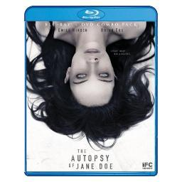Autopsy of jane doe (blu ray/dvd combo) (ws/2discs) BRSF17529