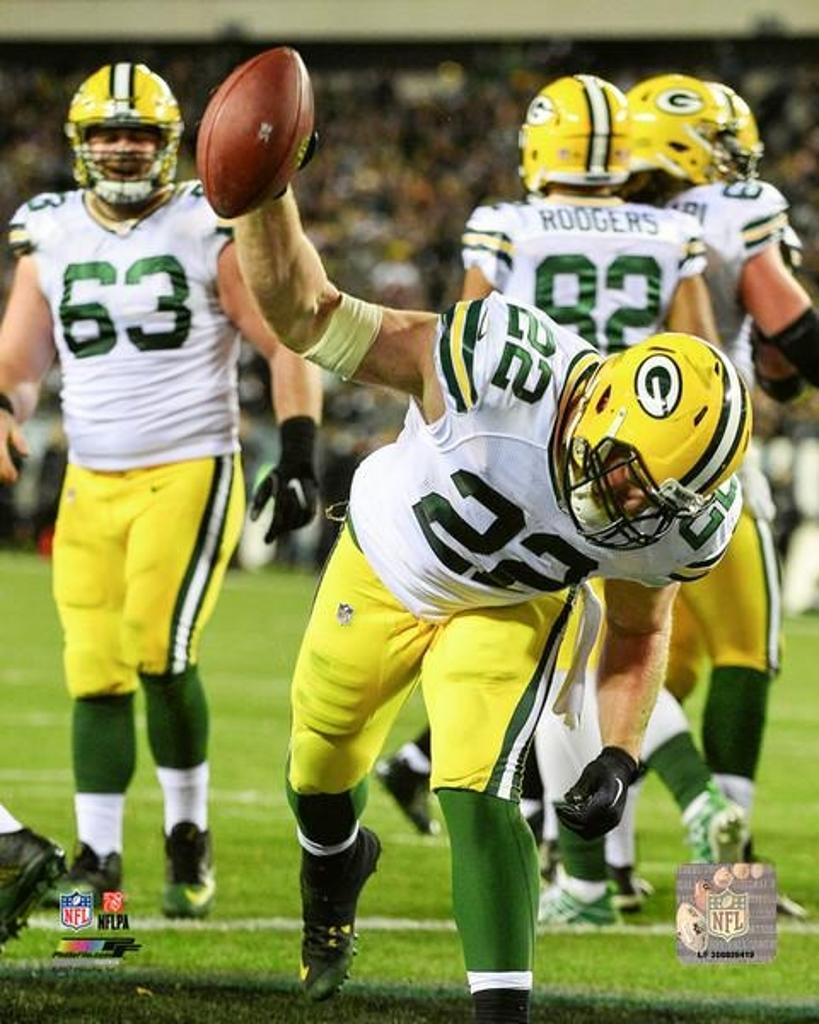 Aaron Ripkowski 2016 Action Photo Print