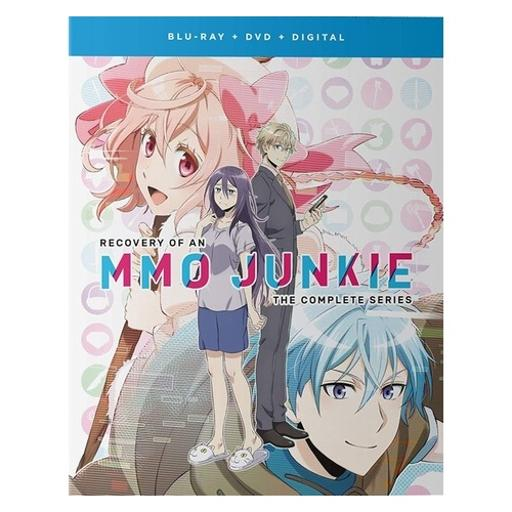 Recovery of an mmo junkie-complete series (blu-ray/dvd/4 disc/fun digital)