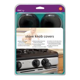 Kidco s323 black kidco stove knob covers 5 pack black