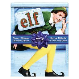 Elf (2003/blu-ray/ult collectors edition/ws/fs/2 disc)        nla BRN153739