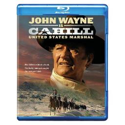 CAHILL-US MARSHALL (BLU-RAY) 883929448500