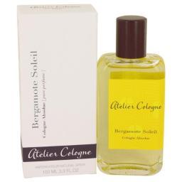 Atelier 538073 3.3 oz Bergamote Soleil Pure Perfume Spray for Women