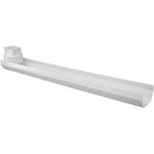 Genova Products RW400 White Splash Block