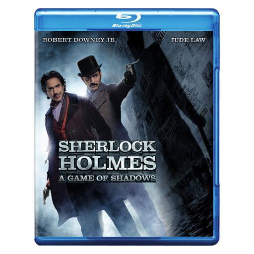 Sherlock holmes-game of shadows (blu-ray/re-pkgd) MUZOHDZMPXOHYZAO