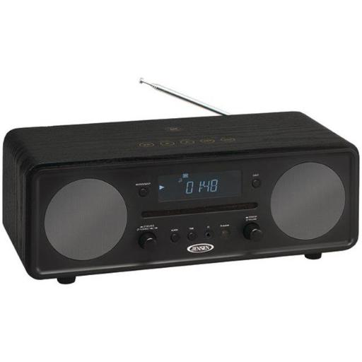 Bluetooth Digital Music System with CD Player