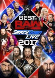 Wwe-best of raw & smackdown 2017 (dvd/3 disc) D701446D