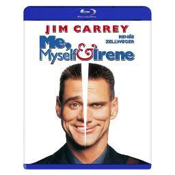 Me myself & irene (blu-ray/sensormatic) BR2242801
