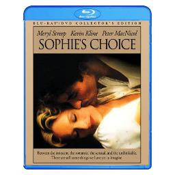 Sophies choice-collectors edition (blu-ray/dvd combo/2 disc/ws) BRSF14488