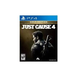 Square enix inc 92158 ps4 just cause 4 gold edition