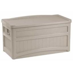 Suncast Corporation DB7500 73 Gallon Taupe Deck Box